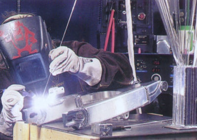 ATK Factory Welding