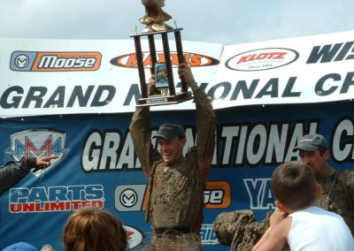 2004 Stoess ATK Wins GNCC Overall
