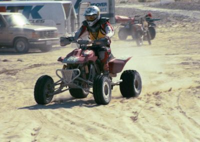 2005 ATV Desert Champion Jeff Stoess