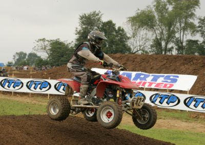 2006 ATK Wins National AMA ATV MX Production Class